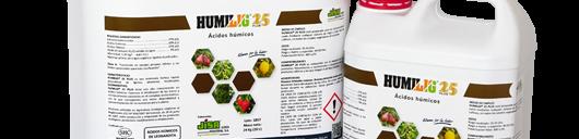 Ácidos húmicos Humilig 25 plus